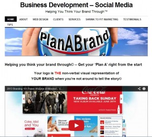 Video production, editing, embedding, blog, rotating testimonials